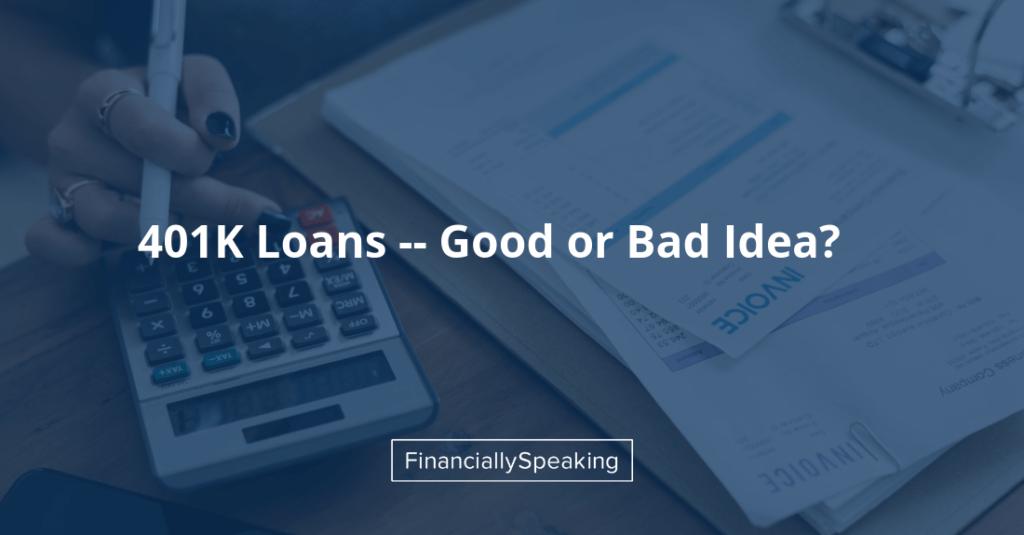 401K loans